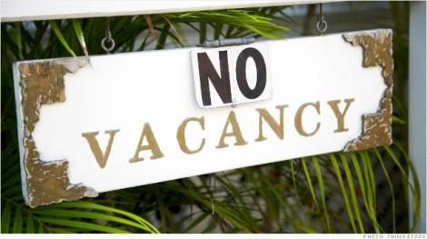 Vacancy stock