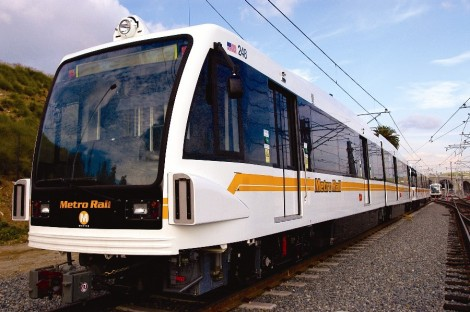 Gold Line Train - low res